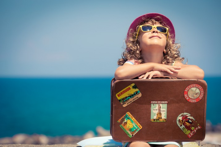 Een vakantie naar de zon!