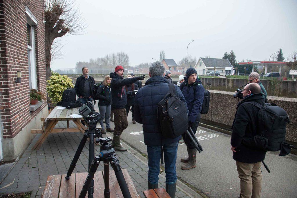 Workshop landschapsfotografie, met Shoot en Bart Heirweg