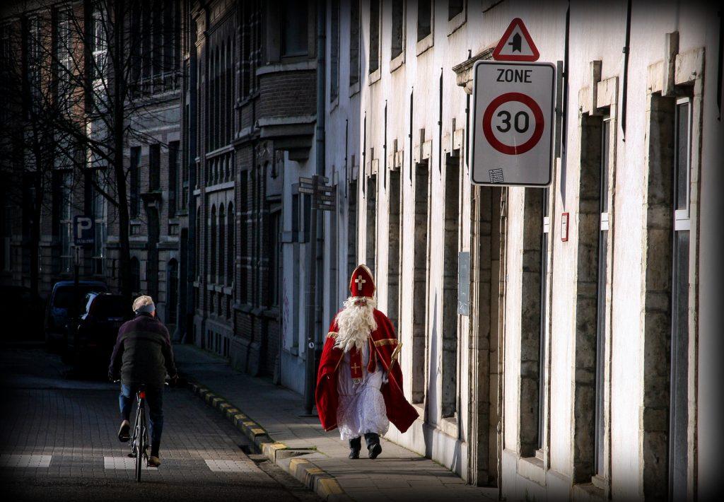Week 6: Sint Nicolaas in de zomer en andere prachtige foto's