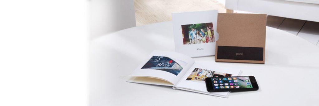 CEWE FOTOBOEK Pure: ontwerp je fotoboek in slechts enkele minuten