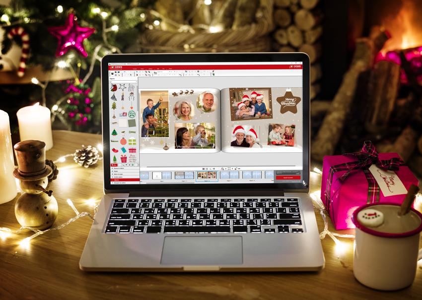 CEWE Kerstfotoboek tips