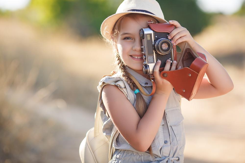 Wonderbaarlijk Jong geleerd, oud gedaan! Hoe leer je een kind fotograferen? - CEWE MS-47